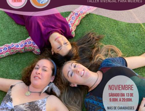 DESPERTAR LA SEXUALIDAD FEMENINA: Taller vivencial para mujeres